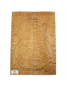 Master Quilted Maple Drop Top Nº 118
