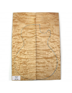Master Quilted Maple Drop Top Nº 121