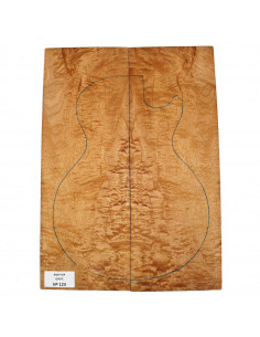 Master Quilted Maple Drop Top Nº 123