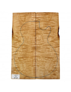 Master Quilted Maple Drop Top Nº 124