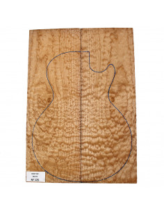 Master Quilted Maple Drop Top Nº 125
