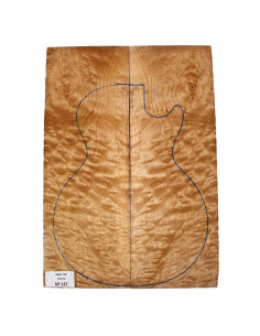 Master Quilted Maple Drop Top Nº 127