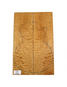 Master Quilted Maple Drop Top Nº 128