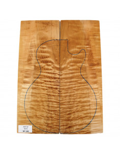Master Quilted Maple Drop Top Nº 130