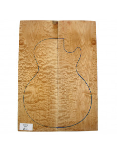 Master Quilted Maple Drop Top Nº 131