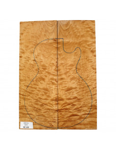 Master Quilted Maple Drop Top Nº 132