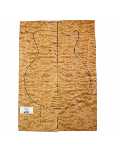 Master Quilted Maple Drop Top Nº 13
