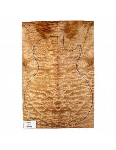 Master Quilted Maple Drop Top Nº 135