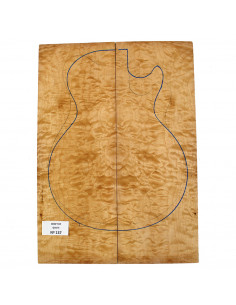 Master Quilted Maple Drop Top Nº 137
