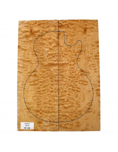 Master Quilted Maple Drop Top Nº 139
