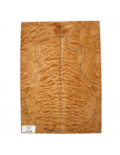 Master Quilted Maple Drop Top Nº 140