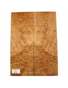 Master Quilted Maple Drop Top Nº 141