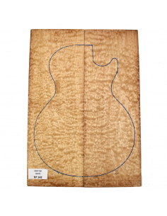 Master Quilted Maple Drop Top Nº 142