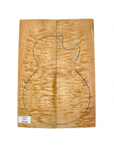 Master Quilted Maple Drop Top Nº 145