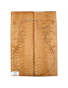 Master Quilted Maple Drop Top Nº 146