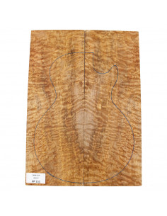 Master Quilted Maple Drop Top Nº 151