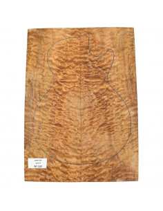 Master Quilted Maple Drop Top Nº 152