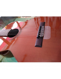 Transparent Pickguard Up Classic Guitar