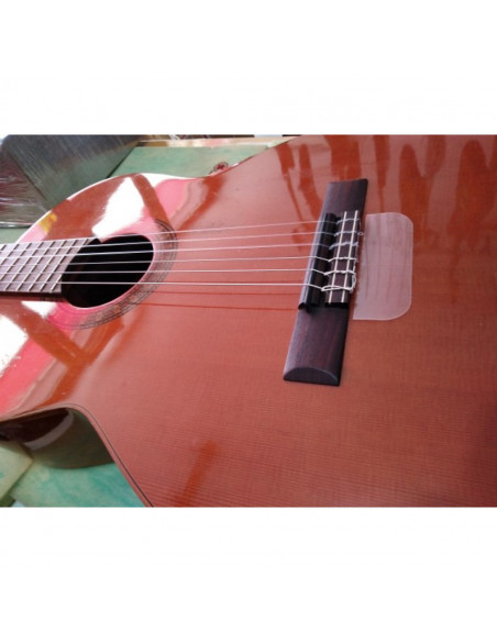 Transparent Pickguard Up Classic Guitar