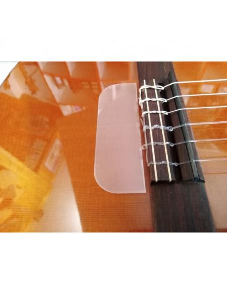 Golpeador Transparente Arriba Guitarra Clásica