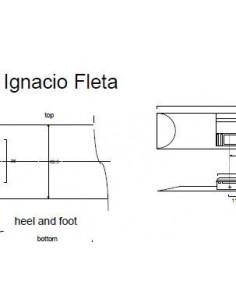Ignacio Fleta Classic Guitar Plan