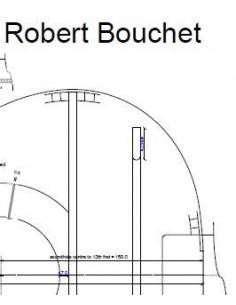 Plano Guitarra Clásica Robert Bouchet