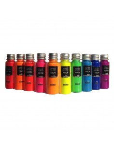 Neon Pigment 10 Set