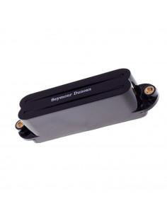 Seymour Duncan Shr-1b Hot Rails. Black Pickup