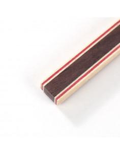 Combinación: Chapa Blanco Rojo Blanco - P.S.India - Chapa Blanco Rojo Blanco