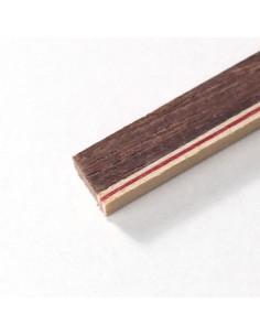 Indian Rosewood - White Black White Binding