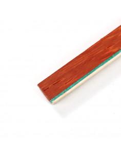 Perfil Palo Rojo - Verde Blanco