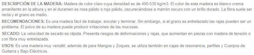 descripción samanguila